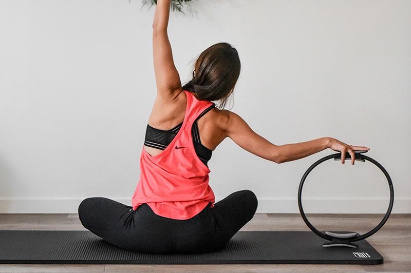 Cours de Pilates Holi Yoga - Villeneuve d'Ascq
