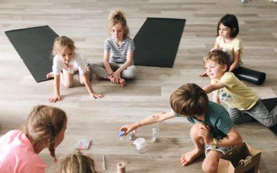 Stage Holi kids: à la découverte des couleurs et des sens!